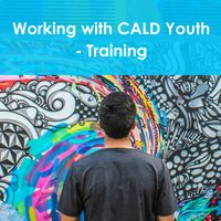 CALD Youth Training visual