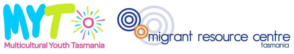 MYT logo and MRC Tas logo