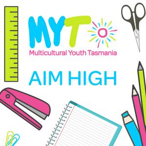 MYT AIM HIGH visual