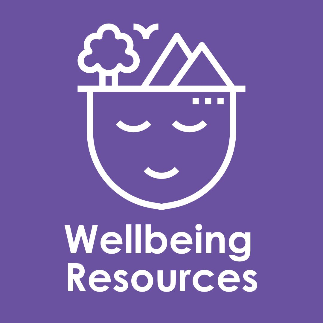 link to wellbeing resources