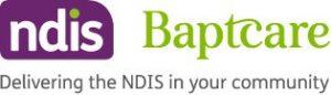NDIS Baptcare Logo